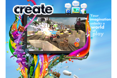 EA to launch new user-generated game Create | VentureBeat