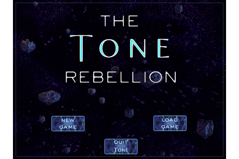 The Tone Rebellion (1997) by The Logic Factory Windows game