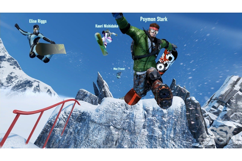 SSX - First Look Gameplay Teaser - IGN Video
