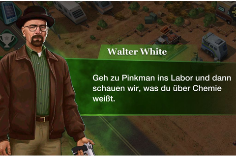 Breaking Bad Criminal Elements im Test: Heisenberg für das ...