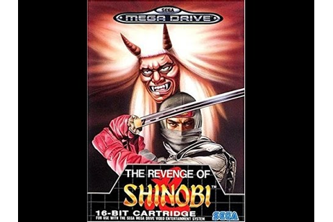 The Revenge of Shinobi (1989) - Sega Megadrive/Genesis ...