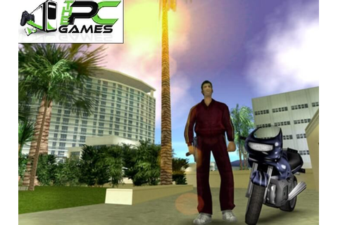 GTA Vice City Download PC Game + Audio Setup