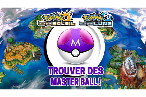 Guide Pokemon Ultra Soleil et Ultra lune comment obtenir ...