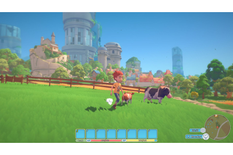 My Time At Portia »FREE DOWNLOAD | CRACKED-GAMES.ORG