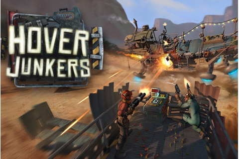 Hover Junkers VR Game Now Available To Pre-Order Via ...