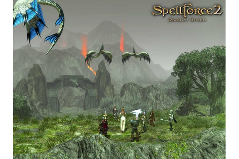 SpellForce 2: Dragon Storm PC Galleries | GameWatcher