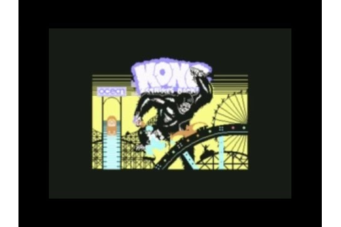 Kong Strikes Back! C64 OST Complete soundtrack - YouTube