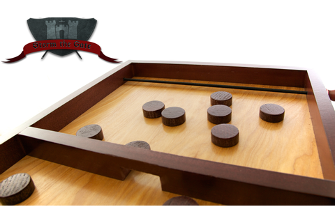 Storm the Gate: A Tabletop Dexterity Game by Matthew and ...