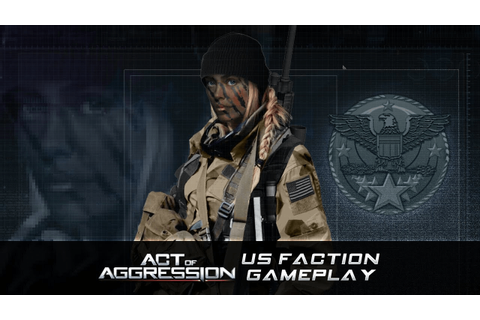 Act of Aggression | MMOHuts