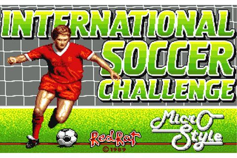 Download International Soccer Challenge - My Abandonware