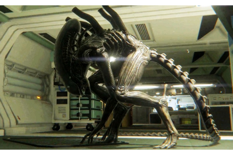 New Alien game in the works at Cold Iron Studios! - Alien ...