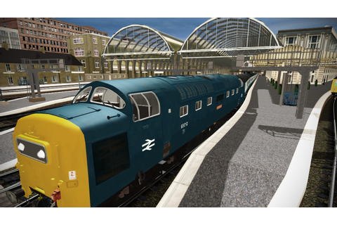 Trainz: A New Era | Deep Silver