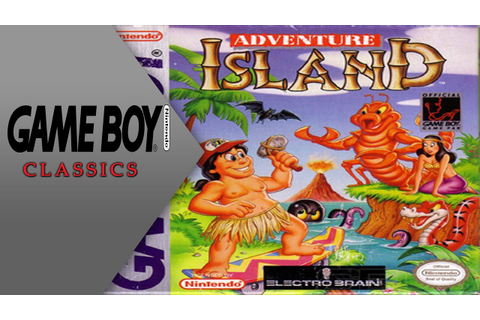 Game Boy Classics - Adventure Island - YouTube