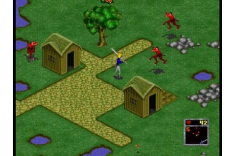 The Horde (1994) by Toys For Bob 3DO game