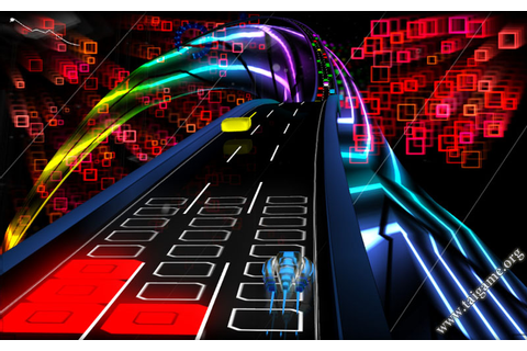 AudioSurf - Download Free Full Games | Simulation games