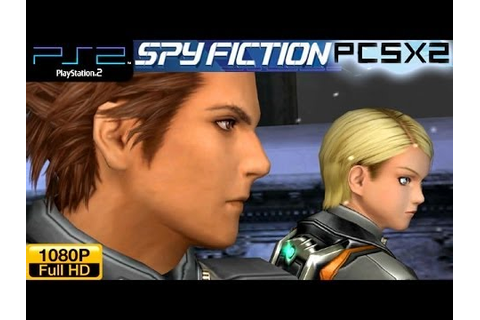 Spy Fiction - PS2 Gameplay 1080p (PCSX2) - YouTube