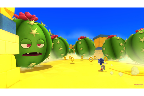 Download - Sonic Lost World - PC - [Torrent] - Torrent ...