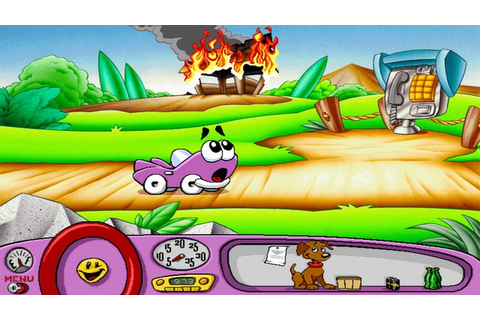 Putt-Putt Enters the Race by Humongous Entertainment