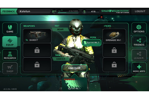 Shadowgun Full Version Apk Free Download - highlysurprise