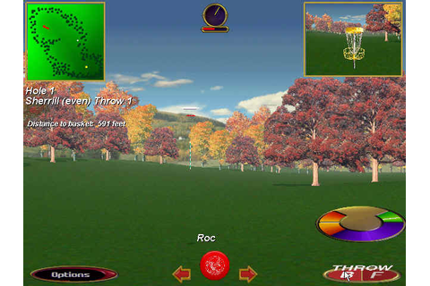 Innova Disc Golf Screenshots, Pictures, Wallpapers - PC - IGN