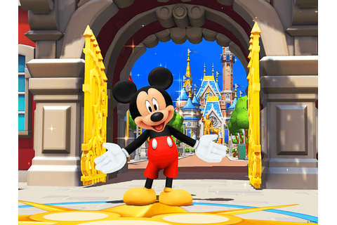 Review: Disney Magic Kingdoms mobile game brings the world ...