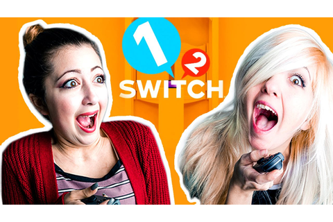 1-2-SWITCH SISTERS | Nintendo Switch Games | TeraBrite ...
