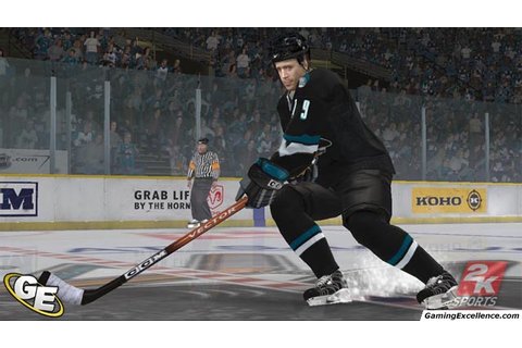 NHL 2K7 Review - GamingExcellence
