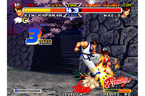 Real Bout: Fatal Fury Special (Virtual Console) Review for ...