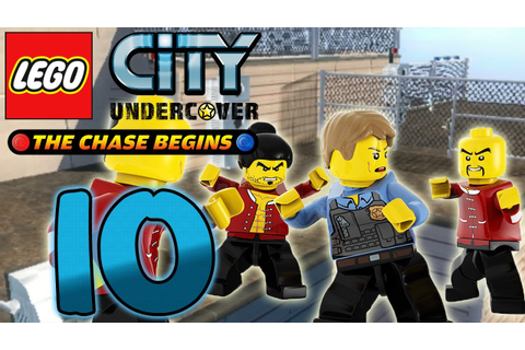 Let's Play Lego City Undercover The Chase Begins Part 10 ...