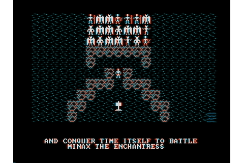 Ultima II: The Revenge of the Enchantress... - My Abandonware