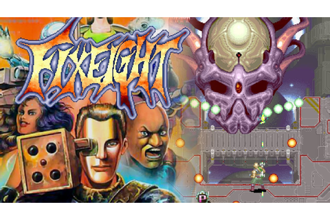 1992 Fixeight (Arcade) Game Playthrough Video Game - YouTube