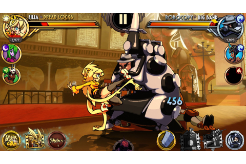 Mobile Version of 'Skullgirls' Fighting Game Hits the App ...