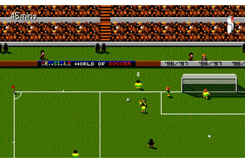 Sensible World Of Soccer 96/97 Game - Hellopcgames