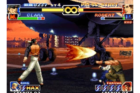 The King of Fighters '99: Millennium Battle (Game ...