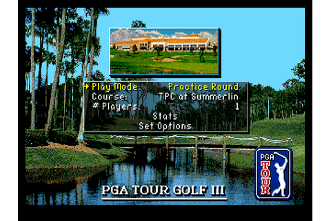 PGA Tour Golf 3 Download Game | GameFabrique