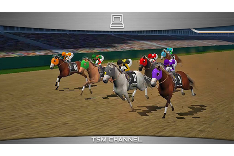 Photo Finish Horse Racing (part 1) (Horse Game) - YouTube
