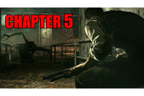 The Evil Within Walkthrough Chapter 5 - Inner Recesses No ...