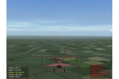 First Eagles: The Great Air War 1918 (PC) | Dome