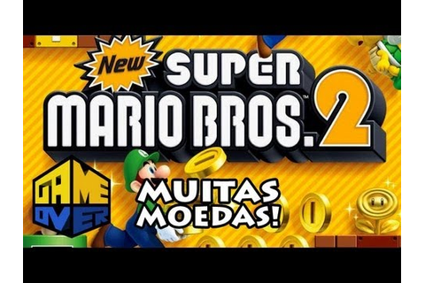 New Super Mario Bros 2 - Review - Game Over - YouTube