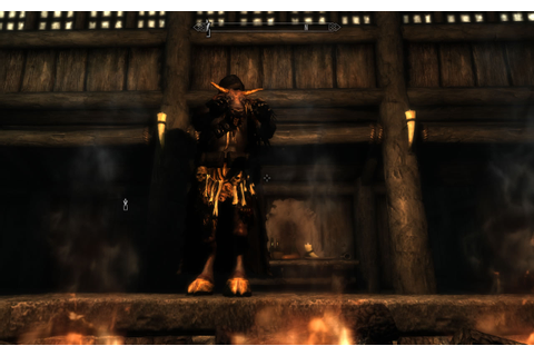 Badass Minotaur In the Inn 03 at Skyrim Nexus - mods and ...