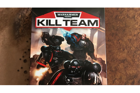 Warhammer 40,000 Kill Team Game Review by EH Gaming