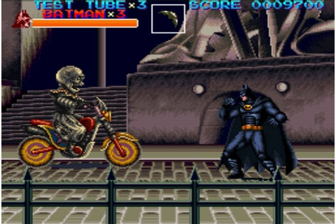 "Retro Review: ""Batman Returns"" (1993, Konami, Super ..."