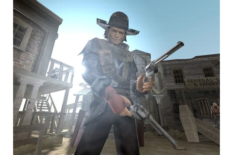 Nightmare Mode: Activate: Red Dead Revolver