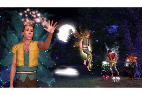 Amazon.com: The Sims 3 Supernatural [Instant Access ...