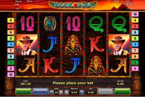 Play Book of Ra Deluxe FREE Slot | Novomatic Casino Slots ...