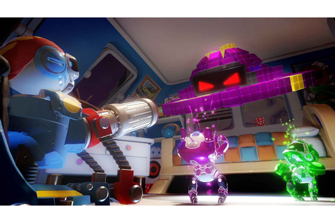 Return to The Playroom VR with Free Toy Wars Minigame ...