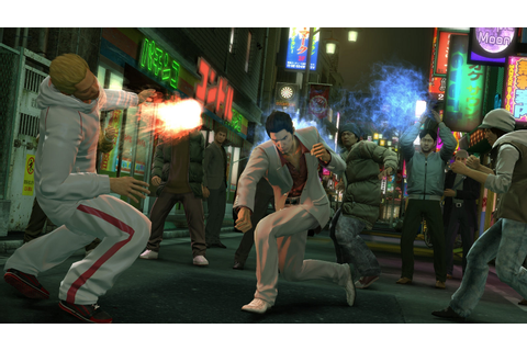 Yakuza 1, 2, 3, and 4 Receive Limited Reprints in North ...