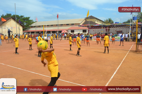 Photos: State level under 14 and 17 throw ball competition ...