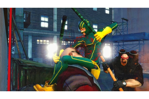 Trailer Kick-Ass 2 The Video Game | Destroyer Games