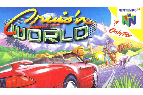 Classic Game Room - CRUIS'N WORLD review for N64 - YouTube